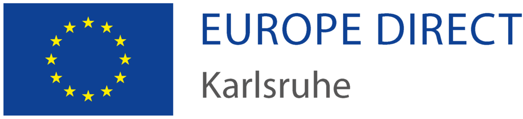 Logo Europe Direct Zentrum Karlsruhe